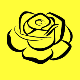 Yellow Rose Table Sponsor